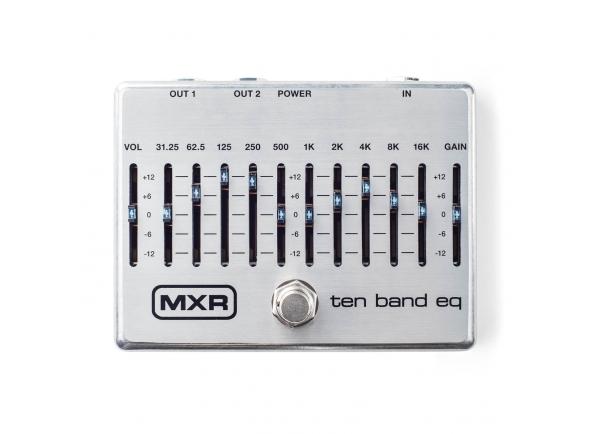 Equalizadores MXR M-108S