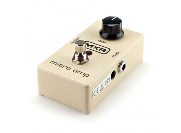 Preamps de guitarra MXR M133 Micro Amp