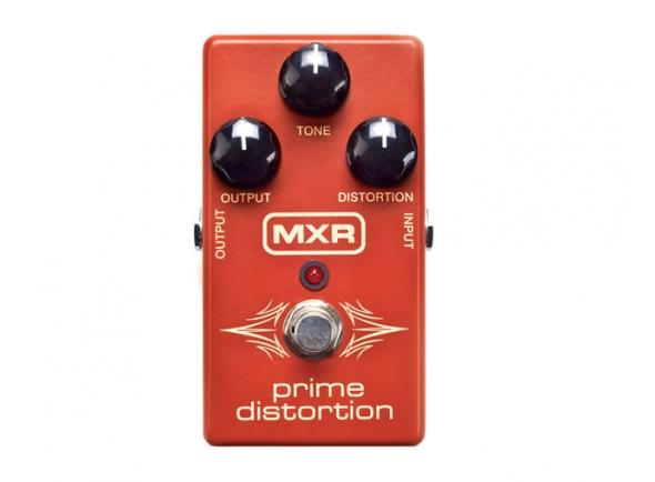 Pedal de distorção MXR M69 Prime Distortion