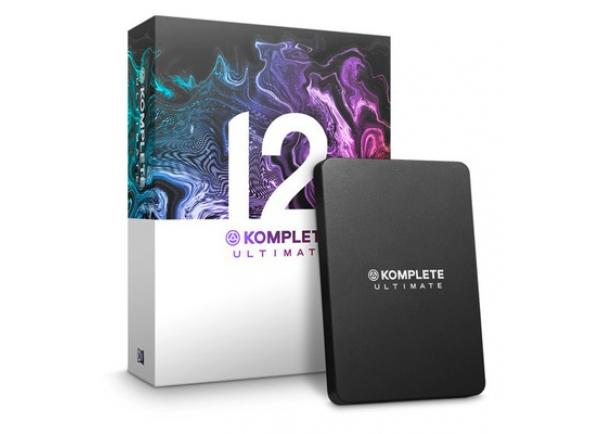 Native Instruments KOMPLETE 12 ULTIMATE UPGRADE DESDE KOMPLETE SELECT