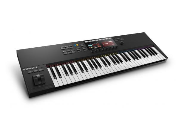 Teclados MIDI Controladores Native Instruments Komplete Kontrol S61 MK2