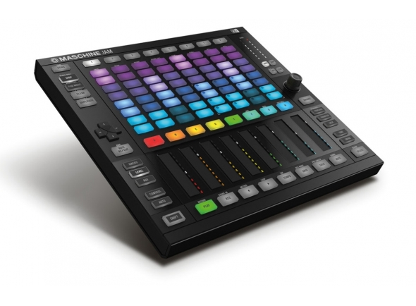 Controladores DJ Native Instruments Maschine Jam