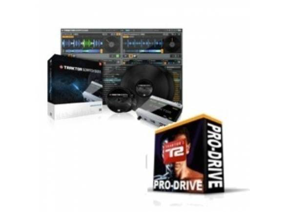 Native Instruments s2prodrive