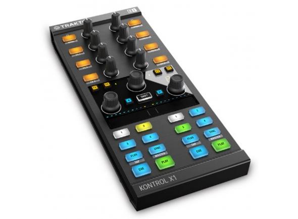 Controladores DJ Native Instruments Traktor Kontrol X1 Mk2