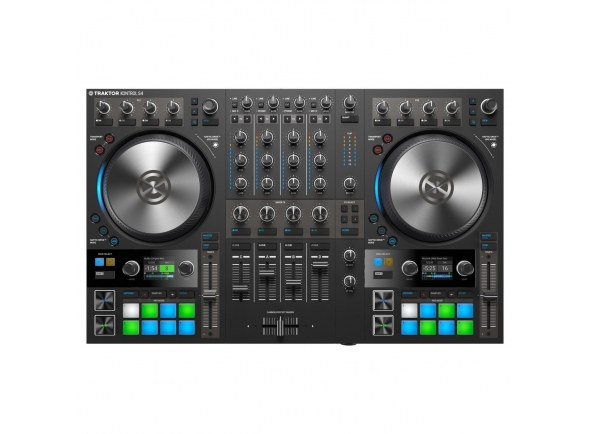 Native Instruments Traktor S4 MK3