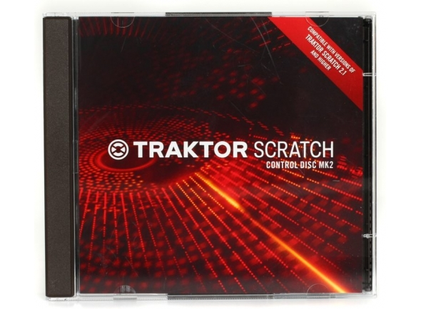 Native Instruments Traktor Scratch Control CDMK2