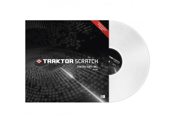 Outros acessórios Native Instruments Traktor Scratch Vinyl Cle MkII