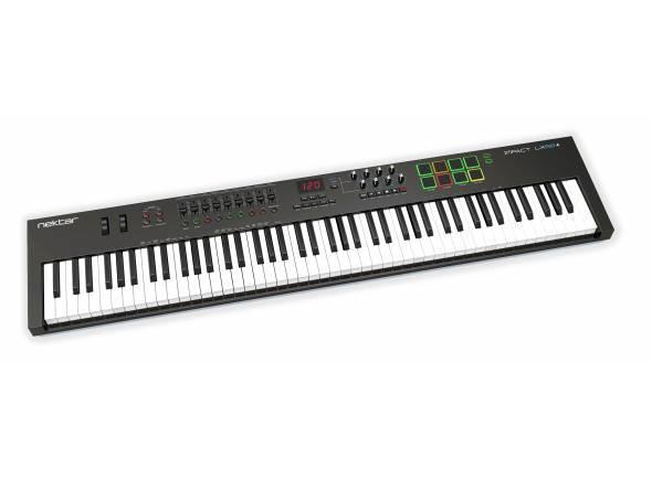 Teclados MIDI Controladores Nektar Impact LX88+