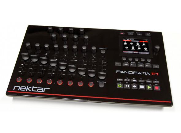 Nektar Panorama P1 B-Stock  Um poderoso controlador USB MIDI, que inclui Panorama DAW Integration, num formato compacto.   Controlador MIDI com 16 encoders  9 faders de 45mm  10 botões LED