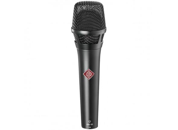 Microfone Vocal Condensador Neumann KMS 105 BK