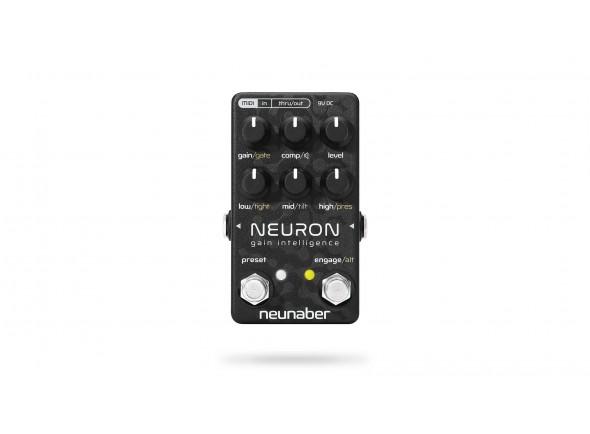 Pedal de distorção Neunaber Neuron Gain Intelligence