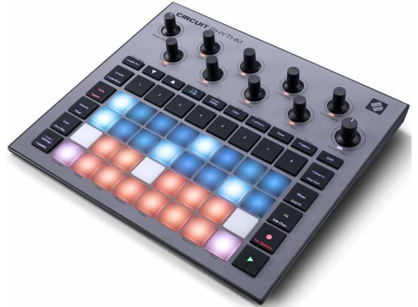 Samplers Novation  Circuit Rhythm