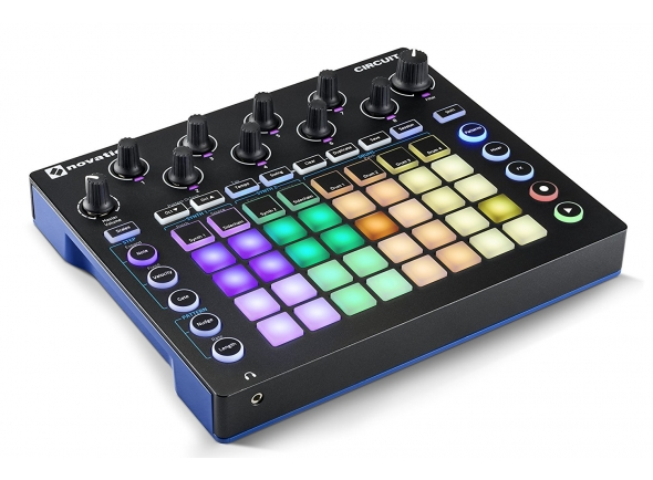 Sintetizadores e Samplers Novation Circuit