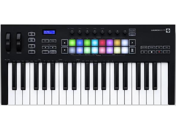 Teclados MIDI Controladores Novation Launchkey 37 MK3 B-Stock