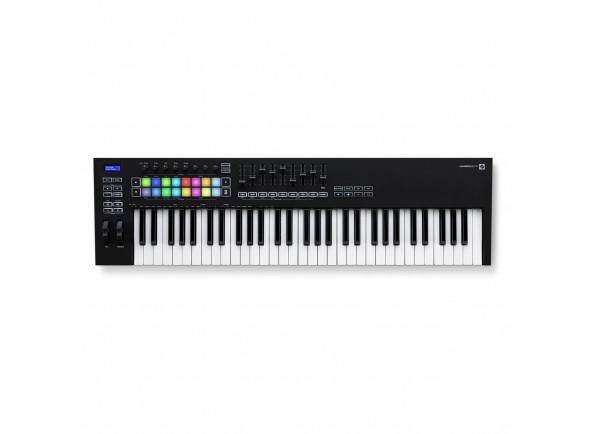 Teclados MIDI Controladores Novation Launchkey 61 MK3