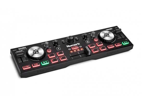 Controladores DJ Numark  DJ2Go2 TOUCH B-Stock