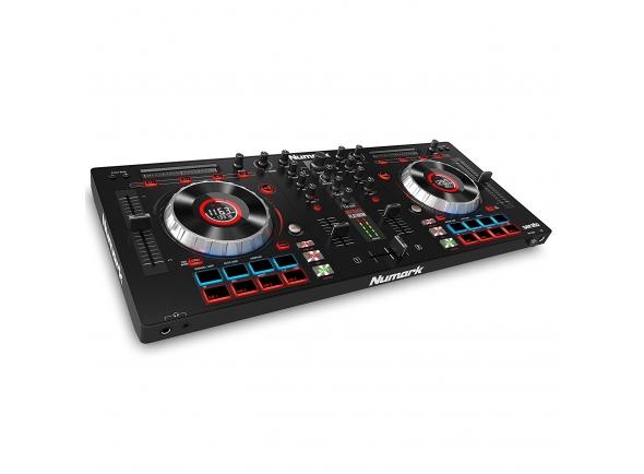 Controladores DJ Numark Mixtrack Platinum FX