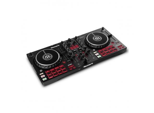 Controladores DJ Numark Mixtrack Pro FX