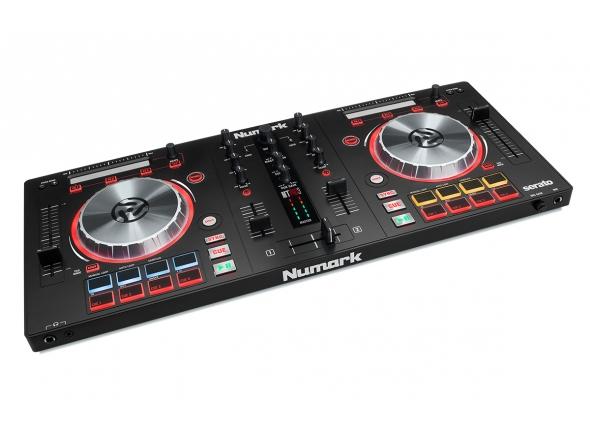 Controladores DJ Numark Mixtrack Pro III