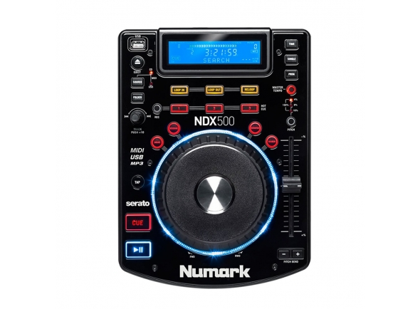 Reproductor de CD simple Numark NDX500