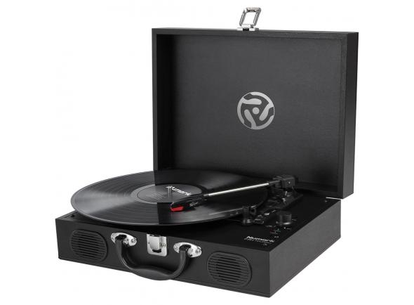 Gira-discos profissionais de Dj Numark PT-01 Touring