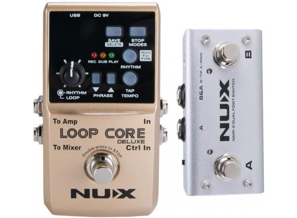 Looper Nux   Loop Core Deluxe Bundle