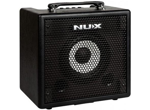 Combos a transístor Nux   Mighty Bass 50BT