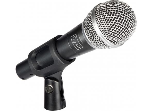 Microfone Vocal Dinâmico OQAN QMD50 Stage