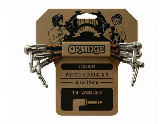 Cabos de Patch Orange 6