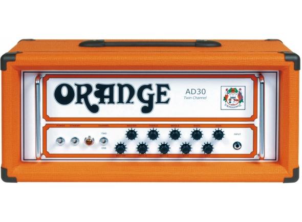 Cabeças para guitarra eléctrica Orange AD 30 HTC Head