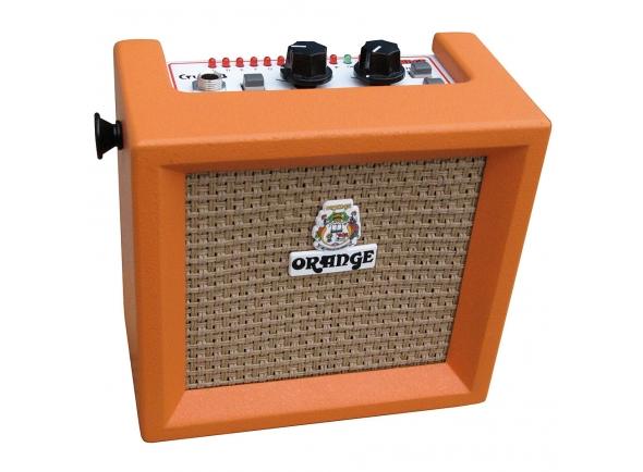 Combos a pilhas/bateria Orange Crush Mini