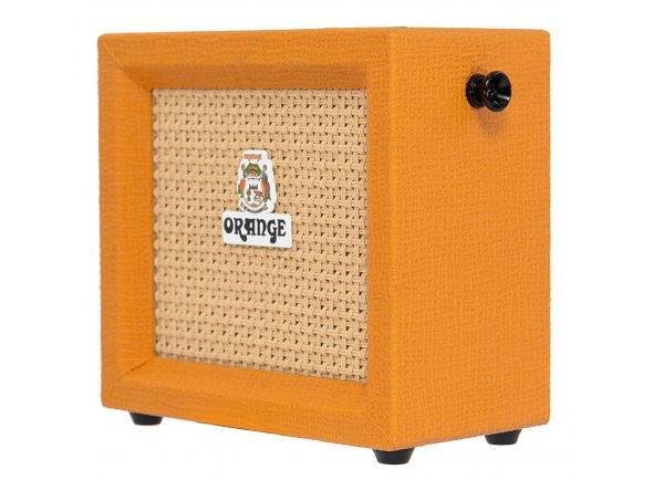 Orange Micro Crush PiX 3 Watt 9-Volt Mini Amp