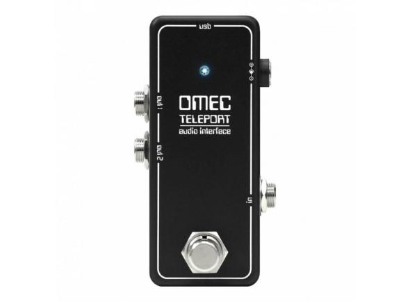 Outros efeitos para guitarra elétrica Orange OMEC Teleport