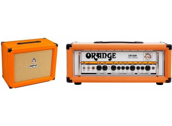 Outras Colunas de Guitarra Eléctrica Orange Pack Amplificadores