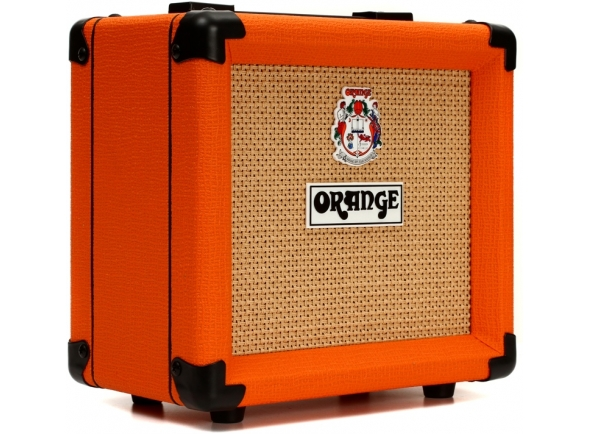 Orange PPC 108 B-Stock   Coluna de Guitarra Orange PPC108 Micro Terror Laranja