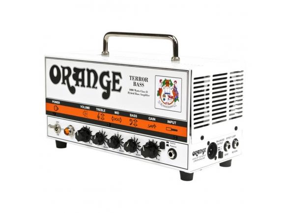 Cabeças de Baixo Híbridas Orange Terror Bass