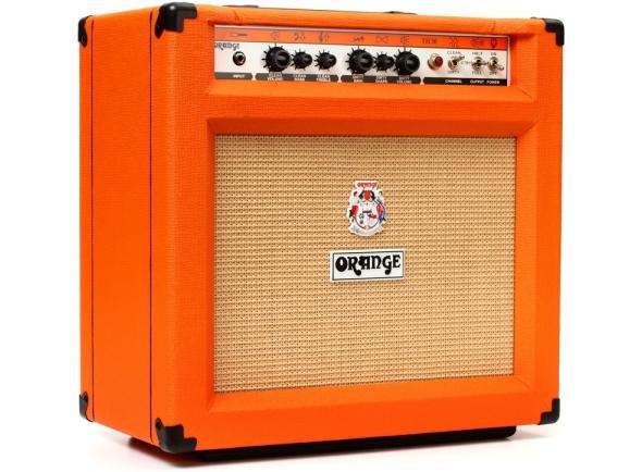 Orange TH30   TH30 oferece o balanço perfeito entre potência de som e portabilidade e é ideal para para o seu dia-a-dia. Pequeno e portátil suficiente para ser transportado e também oferece excelente alcance tonal para uso em estúdio.