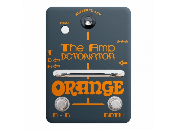 Comutadores Orange The Amp Detonator - ABY pedal