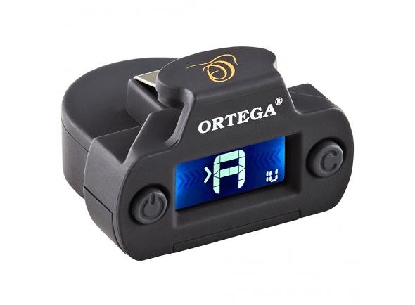 Afinador de Guitarra Ortega OCST-1BK Soundhole Tuner