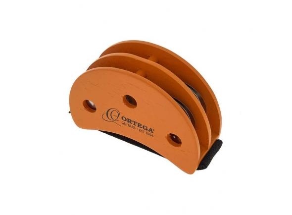 Tamborim  Ortega OGFT Foot Tambourine