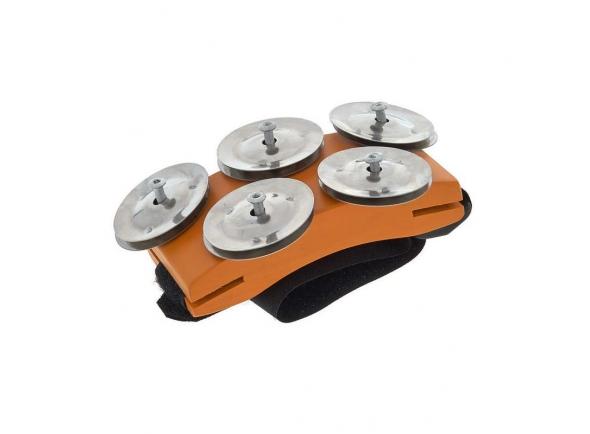 Tamborim  Ortega OSSFT Foot Tambourine