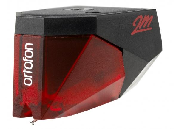 Cabeça Ortofon DJ 2M-RED