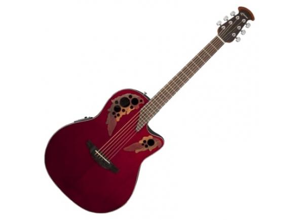Guitarras Dreadnought Ovation Celebrity CE44-RR