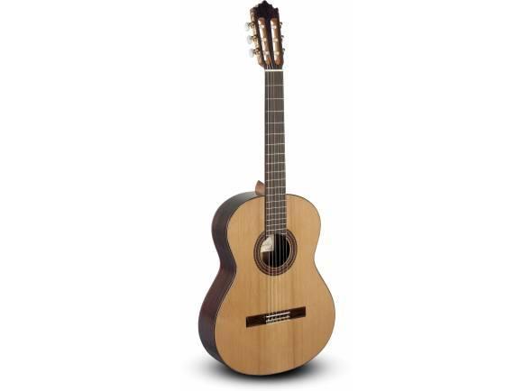 Paco Castillo 203   *Oferta Egitana de estojo rígidoAshton APCC Estojo Guitarra Clássica*
