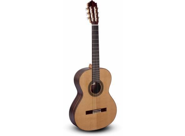 Paco Castillo 204   *Oferta Egitana de estojo rígidoAshton APCC Estojo Guitarra Clássica*