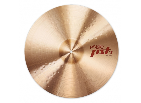 Pratos Ride Paiste PST7 20
