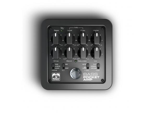 Combos de Baixo de Modulação Palmer Pocket Amp Bass