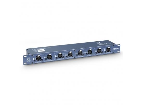 Repartidores de sinal Palmer Pro RMMS 8