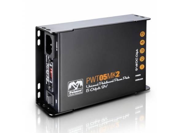 Cabos/Transformadores alimentadores Palmer PWT05 MK2