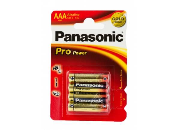 Pilhas Panasonic Pro Power LR03